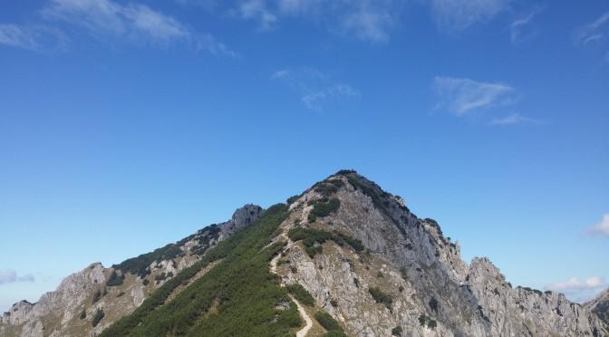 Von Oberstdorf auf's Rubihorn und wieder runter…