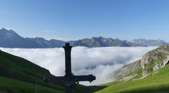 Alpenüberquerung 2017 – Eine Reise durch die Bergwelt –