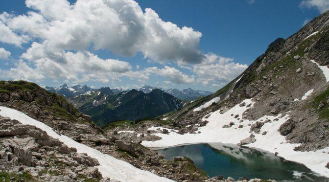 Von Oberjoch nach Oberstdorf