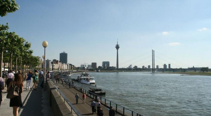 Vom kleinen in das große Dorf… Wülfrath – Düsseldorf